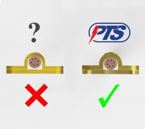 مقایسه کیفیت کلمپ ارت شرکت PTS
