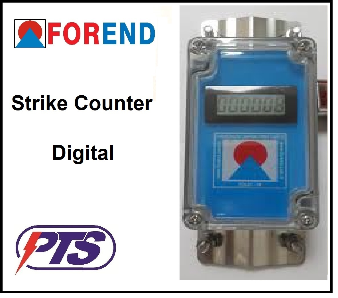 Digital ِِStrike Counter