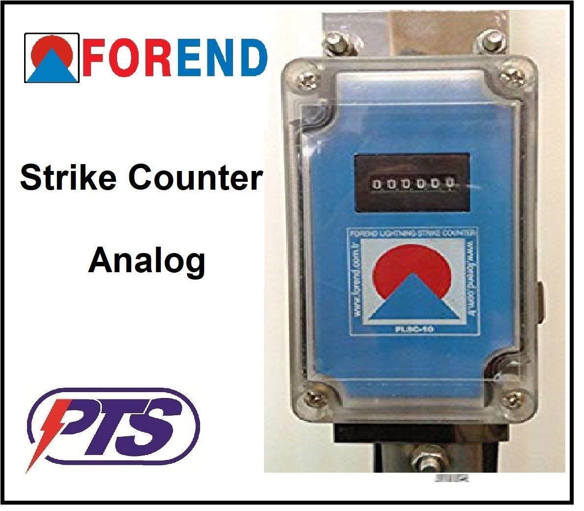 Analog Strike Counter